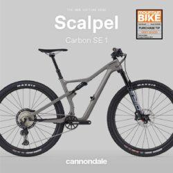 """Scalpel Carbon SE 1: """"Das rennorientierteste Down-Country-Bike ist bergauf auf einem ganz anderen Niveau."""""""