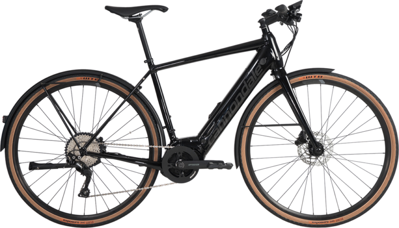 Cannondale Quick Neo EQ Bosch Shim. 10 Gang