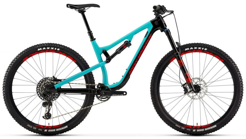 Rocky Mountain Instinct Carbon 50 SramGX Eagle